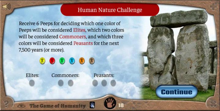 Human Nature Challenge